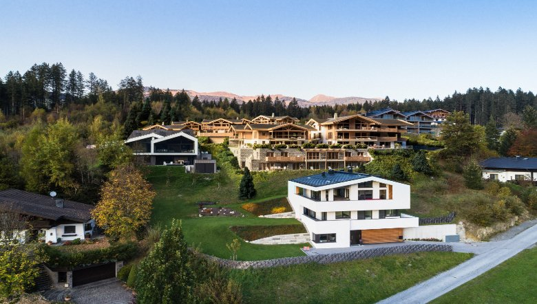 Apartmány Ski out - Ski in / Hollersbach